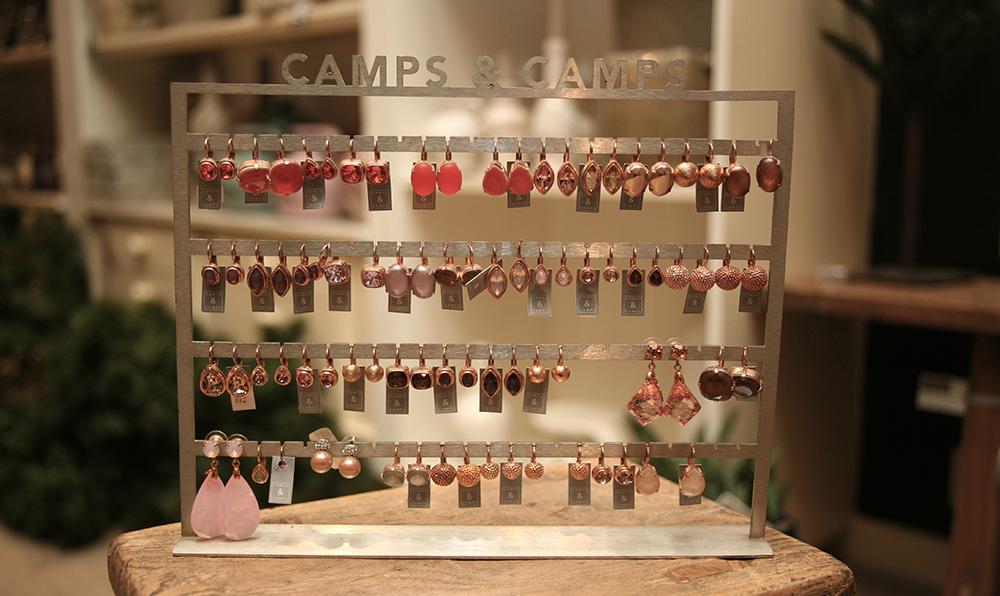 camps en camps oorbellen