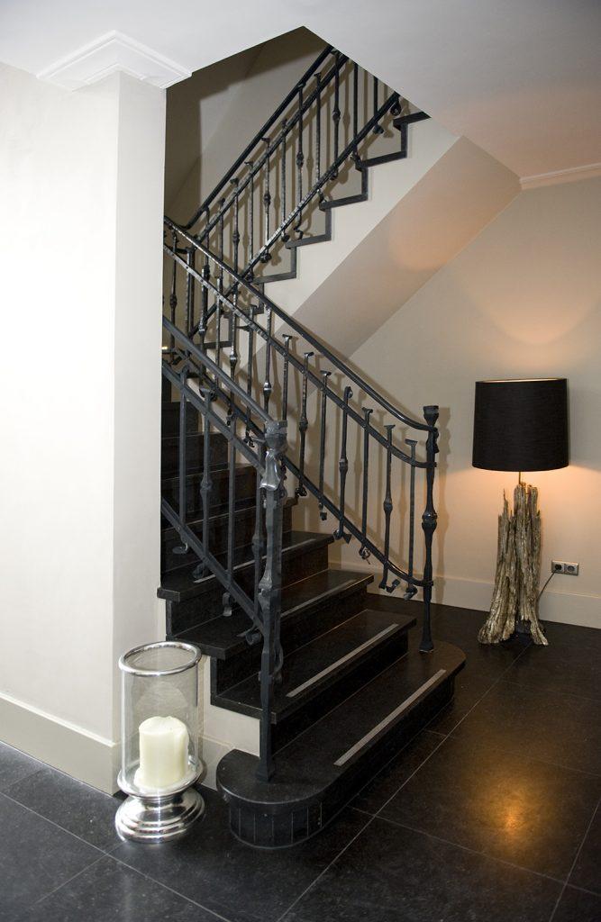 trapgat trapgang trap