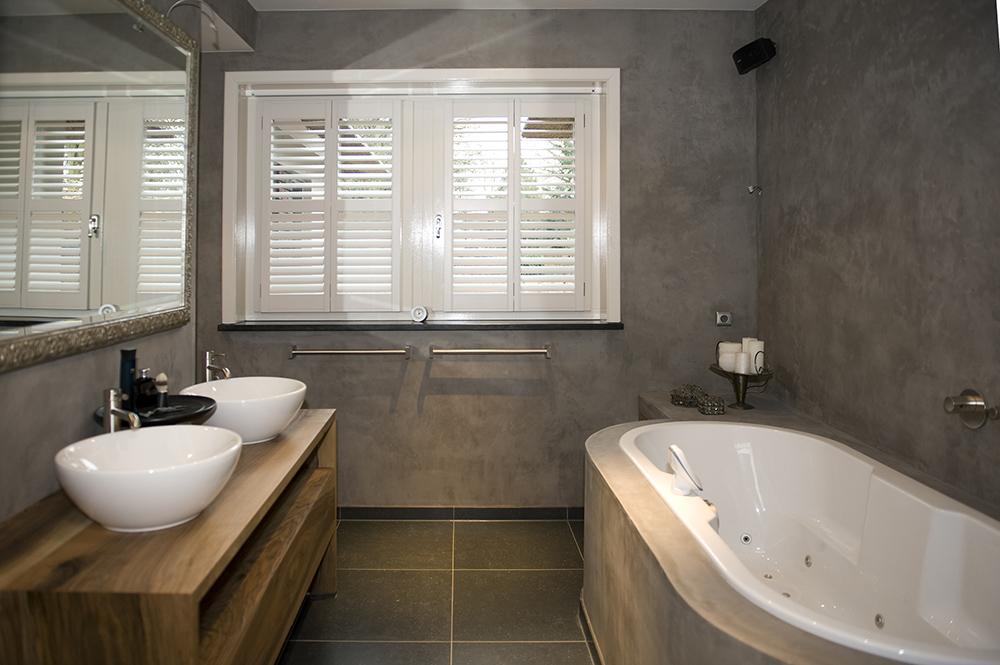 keuken interieur design beton