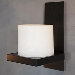 wandlamp1 Stout candle fusion