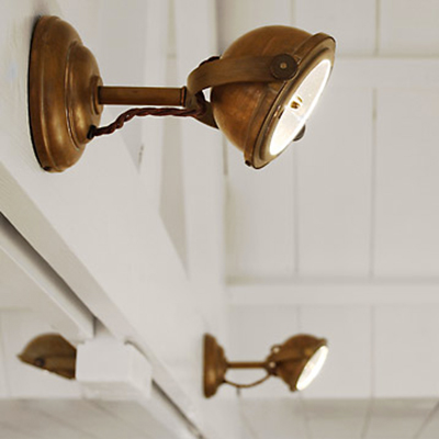 spotlight spot wandlamp